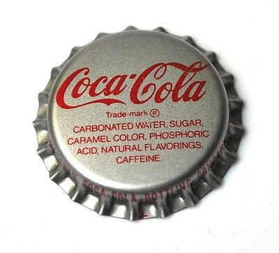 Coca Cola Kronkorken USA 1960er Bottle Cap