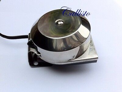 12V Marine Boat Horn Stainless Steel Boat Chandlery /Boat / Yacht