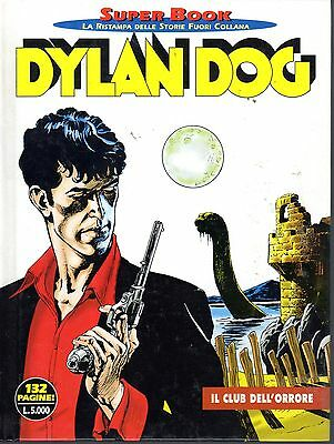 Dylan Dog Super Book n° 1