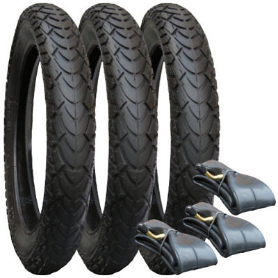 Phil And Ted Buggy Tyre & Tube Set 12 1/2 X 1.75-2.1/4 Posted Free 1St Class
