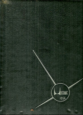1956 Myers Park High School Charlotte North Carolina Yearbook