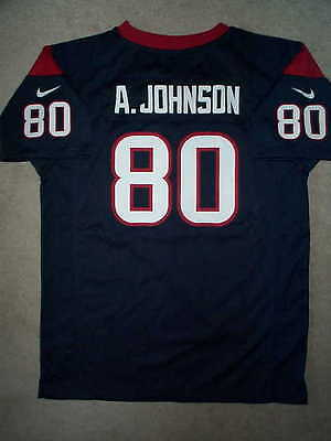 NIKE Houston Texans ANDRE JOHNSON nfl Jersey YOUTH KIDS BOYS (L-LARGE) 0b12acbbd