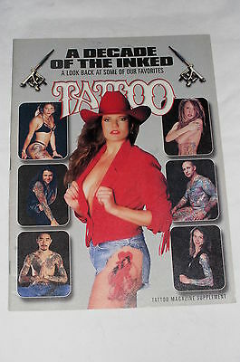 Tattoo Magazine Supplement: Decade of the Inked