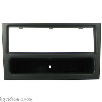 Ct24Vx10 Vauxhall Opel Vectra 2002 To 2008 Charcoal Single Din Fascia Adapter