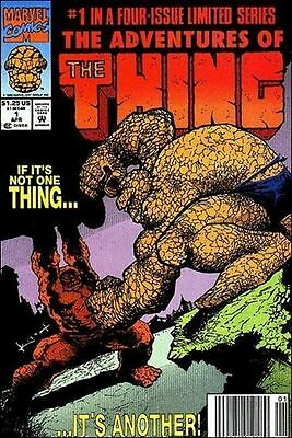 Adventures of the Thing - Marvel Comics - Lot of 2 ( 1 )
