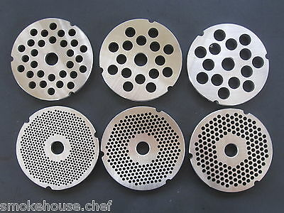 Grinding plate for Hobart Meat grinder 4146 4346 4732a 4332 4532 4732 #46 & #32