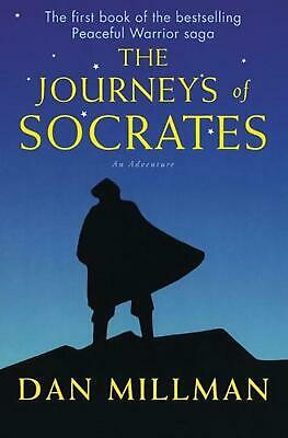 The Journeys of Socrates by Dan Millman (English) Paperback Book Free Shipping!