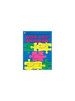 Bastien Piano Basics Wipe-Off Note Speller Learn to Play Solo Sheet Music Book