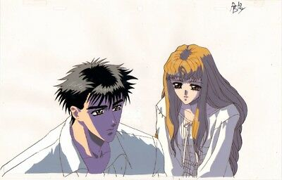 Anime Cel X Clamp #9