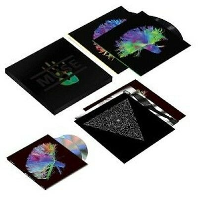 Muse - The 2Nd Law Cd + Dvd +2 Lp Vinyl (Deluxe Edition) Alternative Rock  Neu