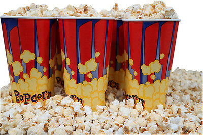 Popcorn Cups Tubs 24oz Great for an Authentic Cinema Night from Empire Popcorn