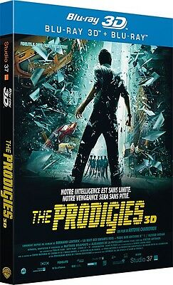 THE PRODIGIES - Blu-ray + Blu-ray 3D Active  - VF - OCCASION