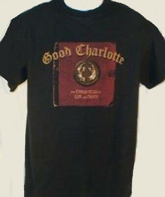 Good Charlotte - The Chronicles of Life and Death - T-Shirt - Size XL - Neu