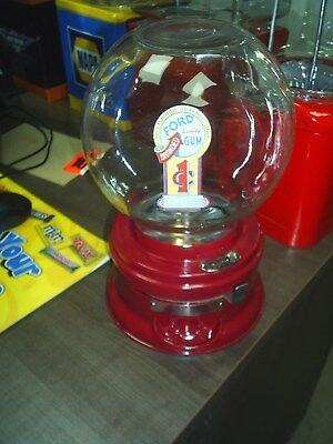 1930's FORD GUMBALL MACHINE Cool  FREE GUMBALLS ser # 25224R