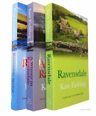 Kate Fielding __ Ravensdale Collection __ 3 Book Set __ Brand New __ Freepost Uk