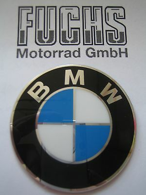 Original BMW Emblem 60mm K75 K100 K100LT K100RS K100RT K1100LT K1100RS badge new
