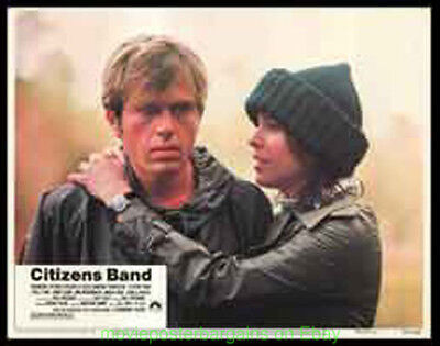 CITIZENS BAND  LOBBY CARD size MOVIE POSTER Candy Clark Paul Le Mat 1977 Card #1