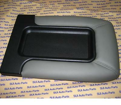 Chevy GMC Silverado Sierra Tahoe Center Console Lid Kit NEW 01-07 (D2-2p)(Qty 1)