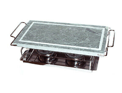 NEW HOT STONE GRILL - Japanese Tepinyaki Korean Barbeque BBQ Cooking Oven