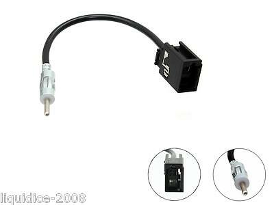 Ct27Aa12 Volvo V70 Aerial To Din Replacement Antenna Adaptor Wiring Lead