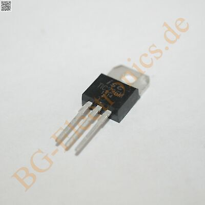 2 x TIC226M Triac BOURNS TO-220 2pcs