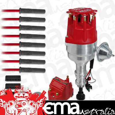 Msd Ready To Run Ignition Kit Ford 302/351C-460 Distributor Coil Leads Msd 84747