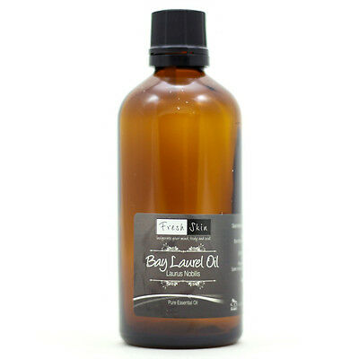 50ml Bay Laurel Essential Oil - 100% Pure, Certified & Natural - Aromatherapy