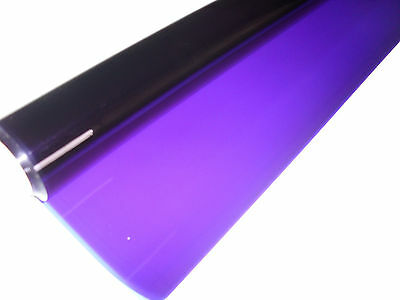25ft X 4ft 707 ULTIMATE VIOLET Lighting Filter Colour Effects Gel DJ Party Light