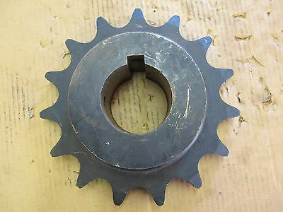 "Sprocket,  180 Pitch,  15 Tooth,   3 1/2"" Bore,  Martin  180B15H"