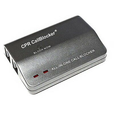 CPR Call Blocker & Call Screening - Worlds No.1 Call Blocker - FREE Delivery