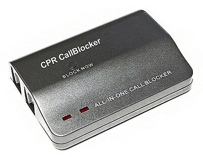 CPR Call Blocker - World #1 Call Blocker - 1200 Number Capacity - Block Now!