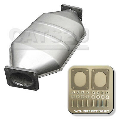 BMW 530d 3.0 DIESEL PARTICULATE FILTER DPF + FITTING KIT