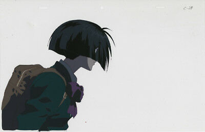 Anime Cel Clamp X #11