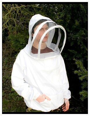 Beekeeping Jacket and Veil, smock, bee keeping, protective clothing, Thorne • EUR 31,34