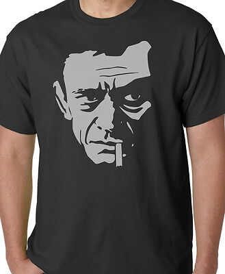 Johnny Cash Mens Music T Shirt Country Rock And Roll New Top Gift W19