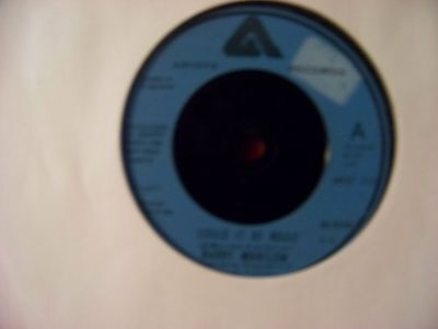 Barry Manilow - Could it be magic / I am your child   Top  45