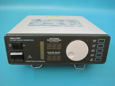 NELLCOR N-180 Sp02  VITAL SIGNS MONITOR