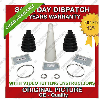 FORD SCORPIO OUTER CV JOINT BOOT KIT-DRIVESHAFT BOOTKIT GAITER STRETCH