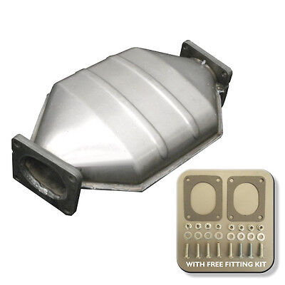 Bmw X3 2.0 (E83) 09/04-08/07 Diesel Particulate Filter Dpf & Fitting Kit