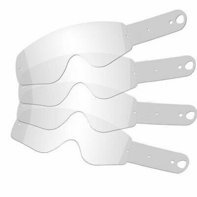 Utopia Motocross Goggle Tearoffs 20 Pack - Made In Usa - Brand New