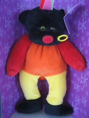 Beanie Kid Sammy the Punk Bear BK645 NIB