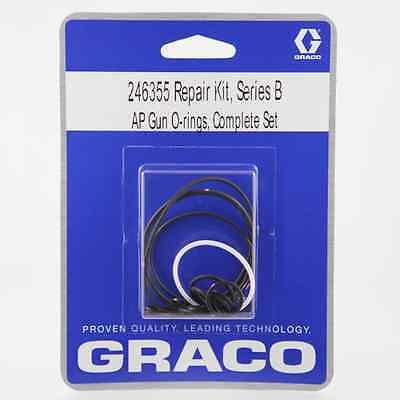 GRACO Fusion AP - Complete O-ring Kit - Graco Part # 246355