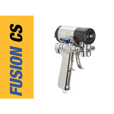 GRACO Fusion AP w/AR3737 - Spray Gun for Coatings and Spray Foam Insulation