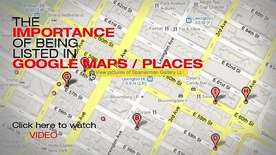 Google Maps SEO: Build a 21 local listing Google Map Powerful Linkwheel AAA SEO
