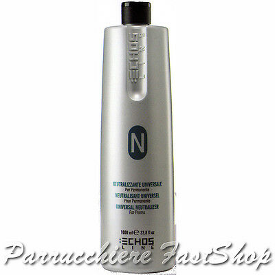 NEUTRALIZZANTE UNIVERSALE per PERMANENTE ECHOSLINE ® 1 Lt NEUTRALIZER for PERMS