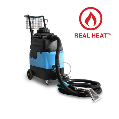 Mytee Lite II 8070 Hot Water Carpet Extractor Cleaning Auto Detail Portable