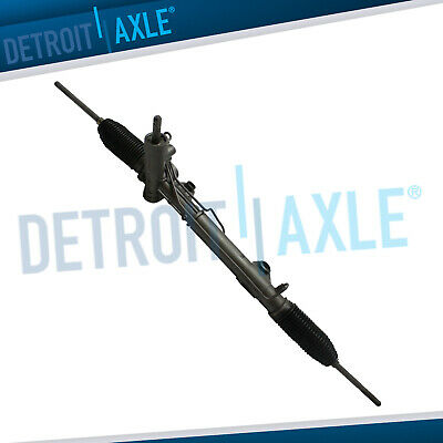 Complete Power Steering Rack and Pinion Assembly 2002-2005 Jeep Liberty