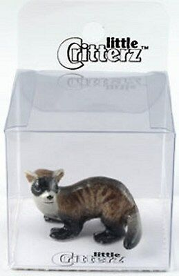 little critterz 101129 Endangered Black-Footed Ferret