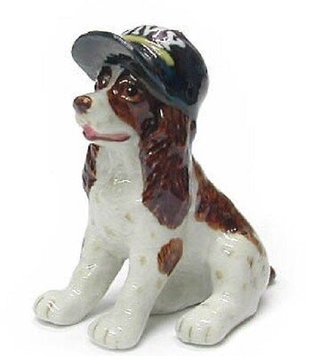 Northern Rose Miniature R222B  -Puppy in Navy Cap