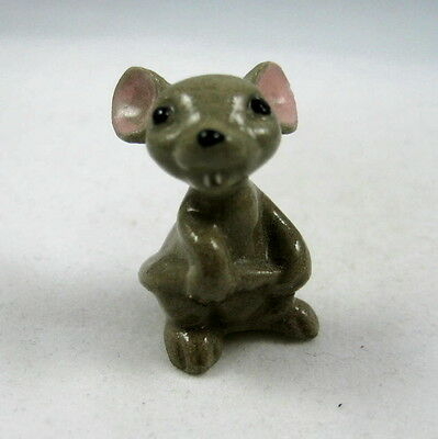 Hagen Renaker miniature Made in America Mama Mouse